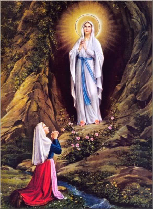 Mary - The Immaculate Conception
